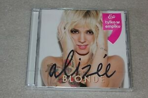Alizee-Blonde-CD-NEW-SEALED-POLISH-STICKERS