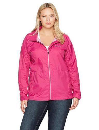 669db05dd Columbia Women's Switchback II Jacket Bright Rose Size XL Waterproof Rain  for sale online | eBay