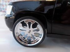 JADA LOPRO 1/24 SCALE WHEELS FOR UPGRADING FITS 2010 CHEVY TAHOE #CHR2004722