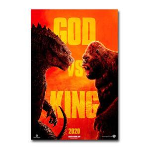 Godzilla 2 Hot Movie Silk Poster 13x20 20x30/'/'