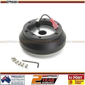 Short-Steering-Wheel-Hub-Adaptor-For-TOYOTA-Corolla-MR2-Celica-Supra-Hilux-Yaris
