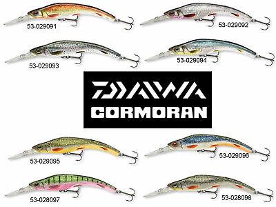 Wobbler 7cm 8g schwimmend DD7 TEAM CORMORAN