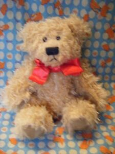 Russ-Berrie-Ltd-Edition-Romeo-Bear-8-034-approx-Soft-Toy-Plush-Teddy