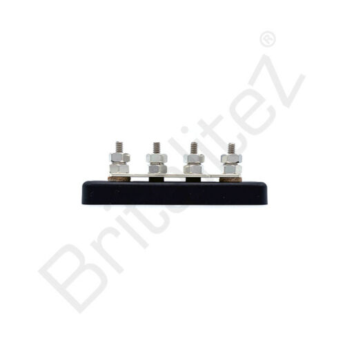 4x6//6x6mm 150A 4x8mm 250A 12V 24V Power Distribution Busbar 4x5mm 100A