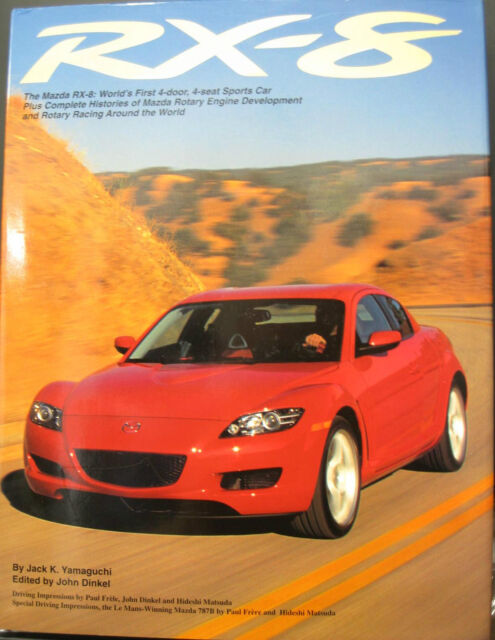 Rx8 The World S First 4 Door Seat Sports Car By Jack K