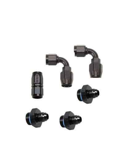 V8 Engine Kit Aeromotive Fuel Pressure Regulator A1000-8 A-1000 8AN Fittings