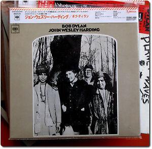 Bob Dylan , John Wesley Harding    ( CD Paper Sleeve , Japan )