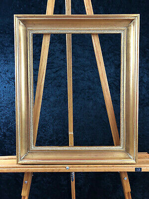 Conservative yet Classy Gold Wooden Frame 11 x 14