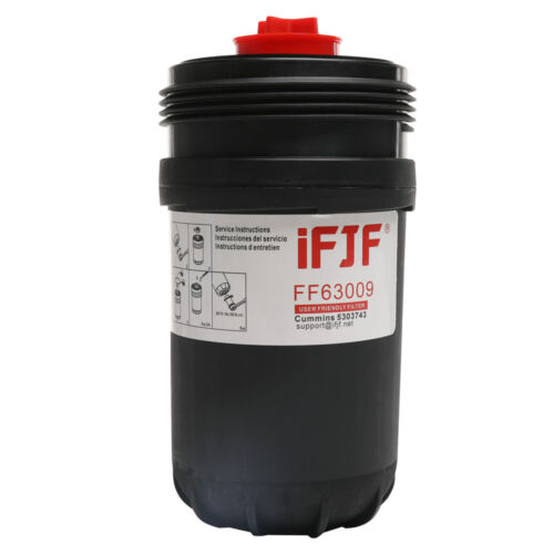 FF63009 For Cummins Fuel Filter 5303743 FH22168 FF63008