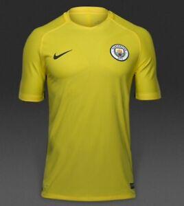 Nike-Manchester-City-Aeroswift-Men-039-s-Strike-Football-Haut-Chemise-Grande-829978-742