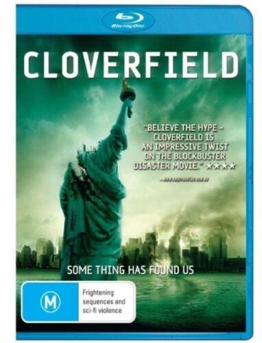 1 of 1 - Cloverfield (Blu-ray, 2008)