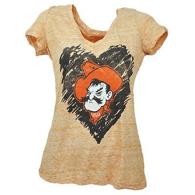 Beliebte Marke Ncaa Oklahoma Staat Cowboys Osu Orange T-shirt Kurzärmelig Distressed Von Der Konsumierenden öFfentlichkeit Hoch Gelobt Und GeschäTzt Zu Werden Weitere Ballsportarten