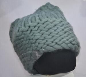 KANGOL-bleu-laine-Cosaque-Islandais-Knit-Beanie-5092BC-Homme-Chapeau-Bonnet-Taille-Unique-NEUF