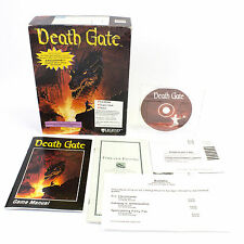 Death Gate for PC by Legend Entertainment Company, 1994, Fantasy, Adventure