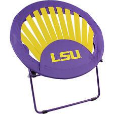 LSU Tigers NCAA Rising Sun Bungee Chair