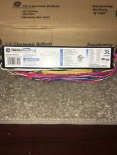 LOT OF 1 GE T8 BALLAST GE332-MVPS-L ULTRASTART ELECTRONIC LINEAR BALLAST