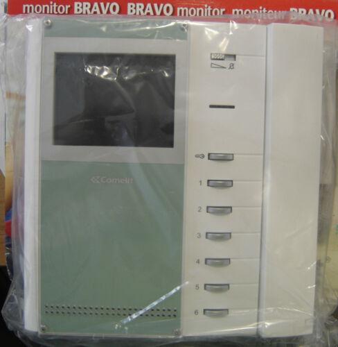 sost. 5701 e GENIUS 5801 5802 COMELIT 5702 Bravo monitor colori con scatola
