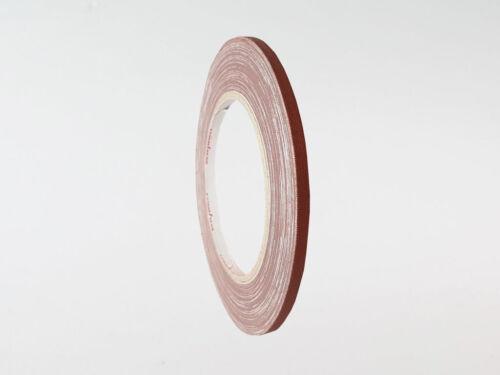 Coroplast Corotex 800 Gewebeband kunststoffgeschützt reißfest Braun 5mm x 25m