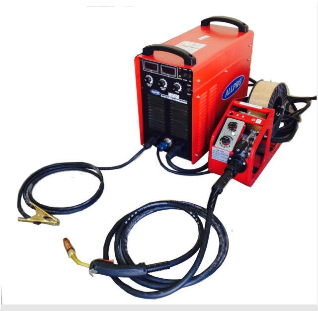 MIG 500a Inverter Welder Flux Core Wire Automatic Feed Welding Machine