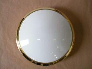 Plafoniere Ottone E Vetro : Plafoniera 7058 limburg 20865700 in ottone e vetro 2xe27 60w ebay