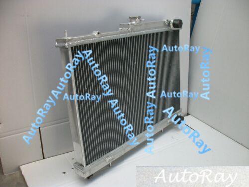 Brand New Aluminum Radiator for Nissan Skyline R33 R34 GTR GTS-T 2 Row 42mm