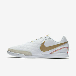 separation shoes 5f92b 94f18 Details about Nike Legend 7 Academy 10R IC Ronaldinho White Gold AQ2217-171  New Multi size
