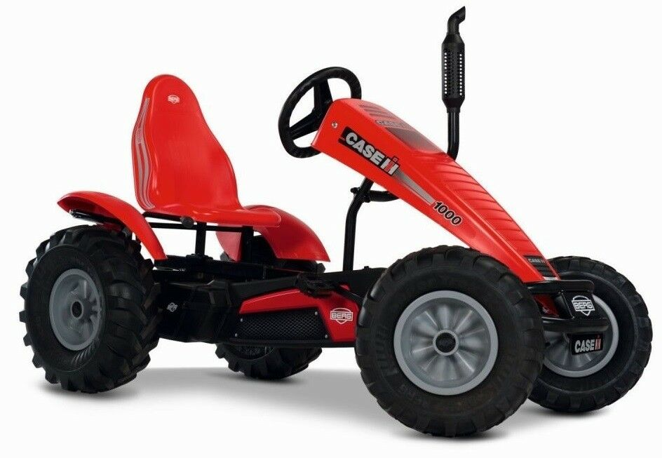 Berg Case-IH BFR Traxx Kids Pedal Car Go Kart 5+ Years NEW