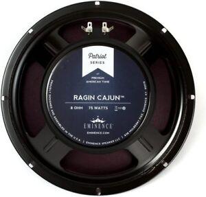 Eminence-Ragin-Cajun-10-034-Guitar-speaker-8-ohm-Patriot-Series
