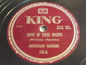 Hawkshaw-Hawkins-Some-Of-These-Nights-I-Don-039-t-Have-The-Heart-To-78-King-742