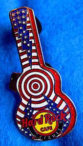 Detroit-Stars-amp-Rayas-Guitarra-Llevar-Estuche-Series-Hard-Rock-Cafe-Pin-Le