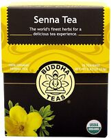 Senna Tea, Buddha Teas, 18 Tea Bag 1 Pack