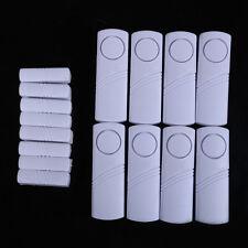 Wireless Magnetic Sensor Door Window Entry Safety Security Burglar Alarm Bell CL