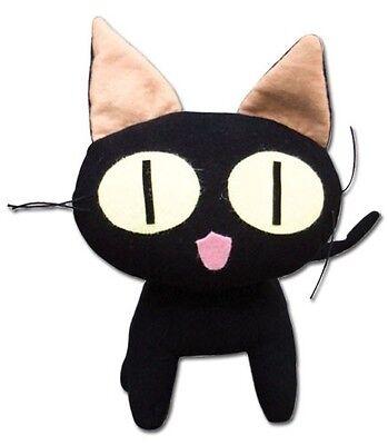 Official Licensed Anime Trigun Kuro Neko Black Cat Plush #6005
