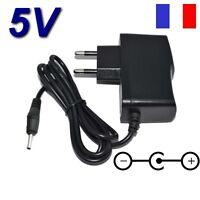 Adaptateur Secteur Alimentation Chargeur 5v Pour Tablette Auchan Qilive