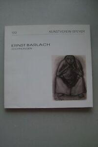 Ernst Barlach Zeichnungen Kunstverein Speyer 1994 - Eggenstein-Leopoldshafen, Deutschland - Ernst Barlach Zeichnungen Kunstverein Speyer 1994 - Eggenstein-Leopoldshafen, Deutschland