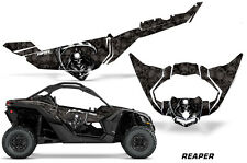 AMR Racing Can Am Maverick X3 DS RS Graphic Kit Wrap Sticker Parts 2016 + REAPER