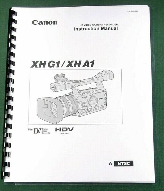 Inserting/Removing a Memory Card - Canon XH A1 User Manual ...
