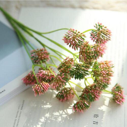 Plastic Flowers Holding Flowers Artificial Plant Ornament Dandelion Flower HY