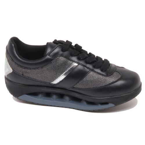 Starlit chaussure Sneaker Neroargento tissucuir Scholl donna F4002 Donna en iTkOXZuP