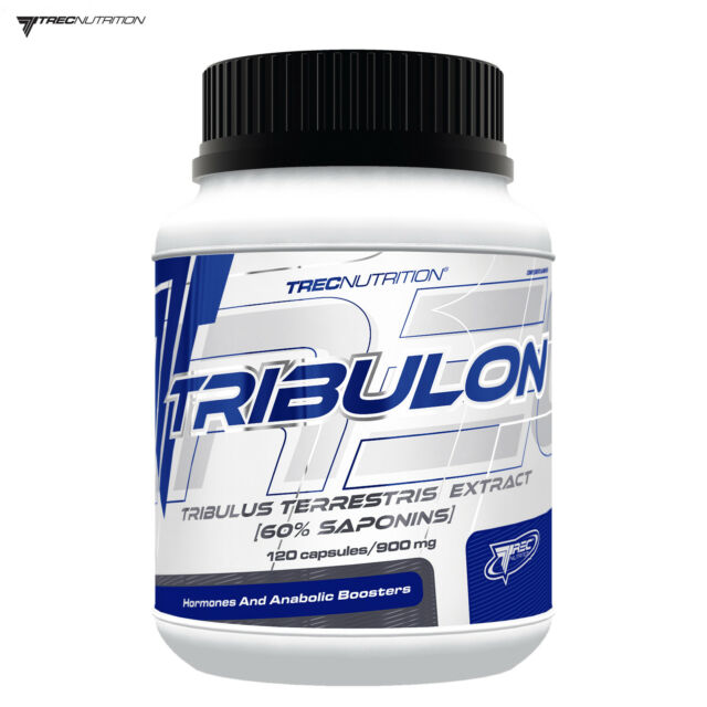 TRIBULON - Testosterone Booster Tribulus 60% Saponins - Anabolic Muscle Builder eBay