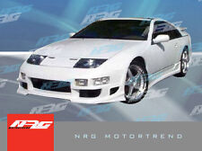 For 300ZX 2+0 90-96 V side skirts Fiberglass body kit V-N300-70S Free Shipping