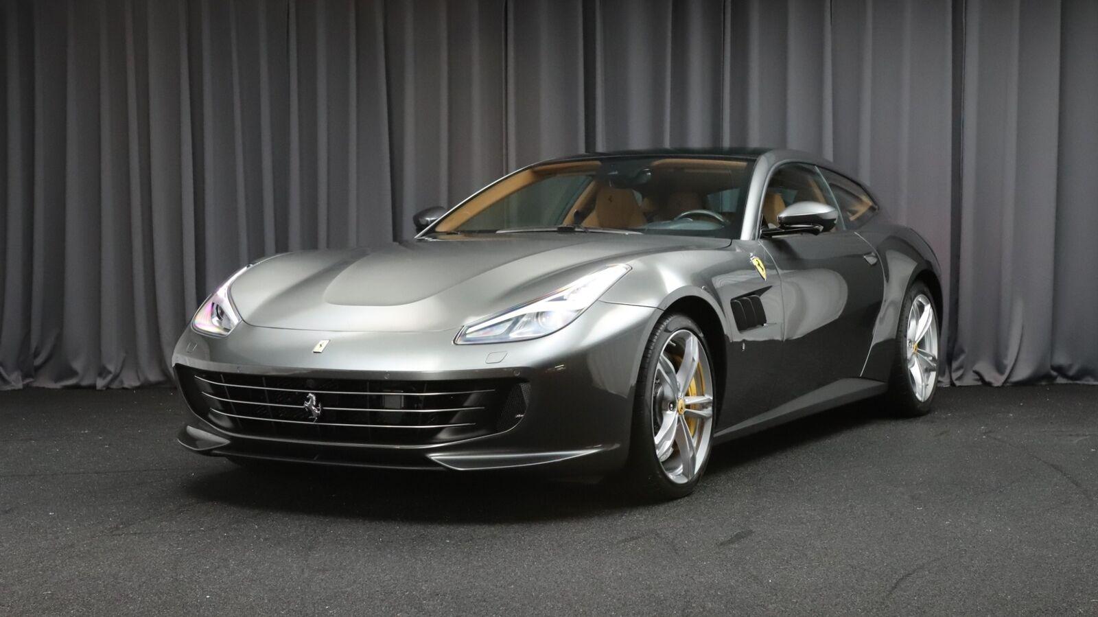 Ferrari GTC4Lusso 6,3 DCT 2d - 2.013.000 kr.