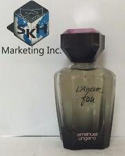 L'Amour Fou by Emanuel Ungaro Eau de Parfum 1.7oz 50ml Spray -  EDP