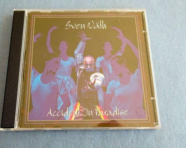 Sven Väth - Accident in Paradise (1993) cd ambient album