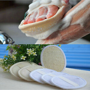 Natural-Loofah-Luffa-Bath-Shower-Body-Exfoliator-Washing-Pad-Sponge-Scrubber