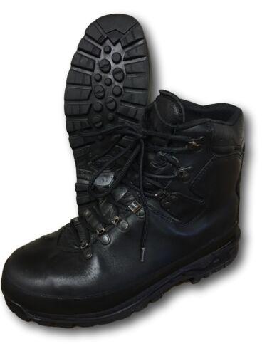 impermeabili Stivali Bundeswehr dell'esercito tedesco alpini Goretex Bw da in impermeabile pelle montagna vnw0N8m