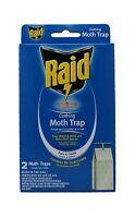 Raid Clothing Moth Trap (2 Pack) 1pack Free Shipping