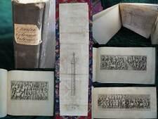 Giovanni Petri Bellori Marco Aurelio pilastro Bartoli 76 RAME Incisioni di ROMA 1672 #b654s