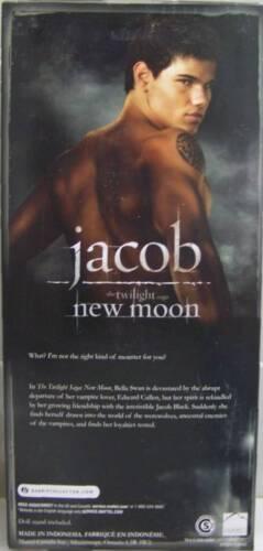 TWILIGHT NEW MOON JACOB TAYLOR LAUTNER  DOLL NRFB