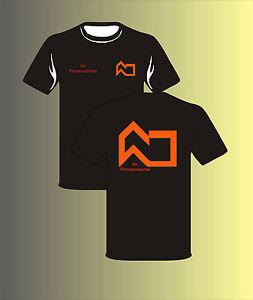 Dachdeckerzeichen  T-Shirt mit Dachdeckerzeichen / Dachdecker T -Shirt ...